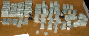 Ainsty resin order, Dec. 2012