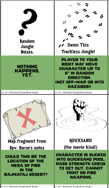 AoF Act One cards