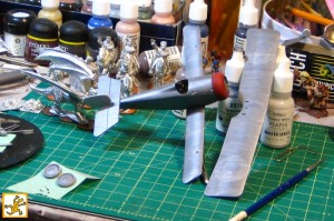 A Red Nieuport, Part One