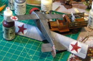 A Red Nieuport, Part Two
