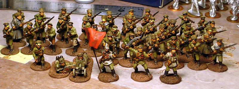Red Horde!