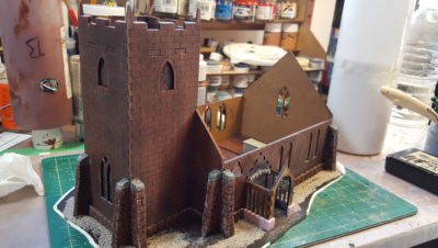 Warbases Church, Part Two