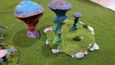 Mad Mushroom Jungles