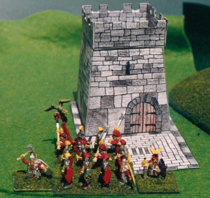Dwarves & Watchtower