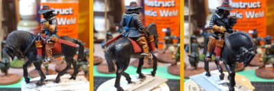 ECW Mounted Commander