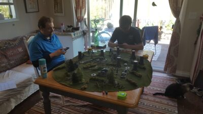 frostgrave/forestgrave table overview