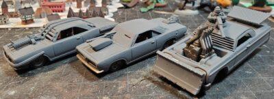 Cars for Gaslands