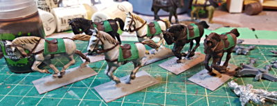Colourful Cavalry, Part Two