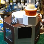 Progress - details on the sides.