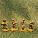 4 15mm Infantry