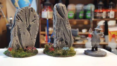 runestones, back