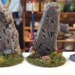 runestones, front.