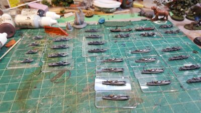 Tiny Ships: A Game of Coastal Patrol