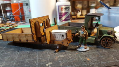 Review: Warbases MDF Vehicles