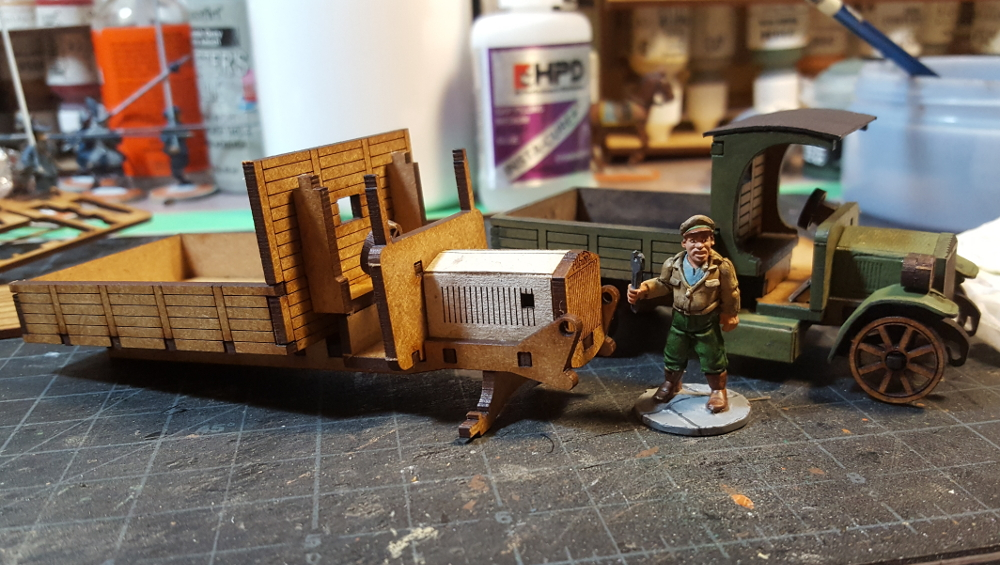 Review: Warbases MDF Vehicles | The Warbard
