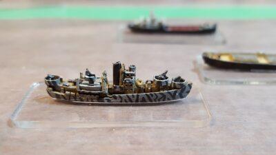 New WW2 Tiny Boats
