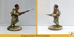 white rus rifleman